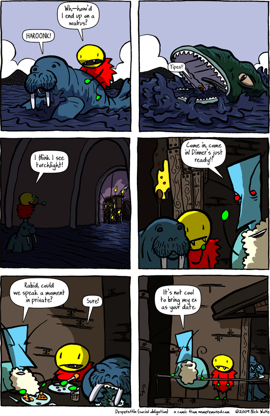 Comic for 2009-02-11