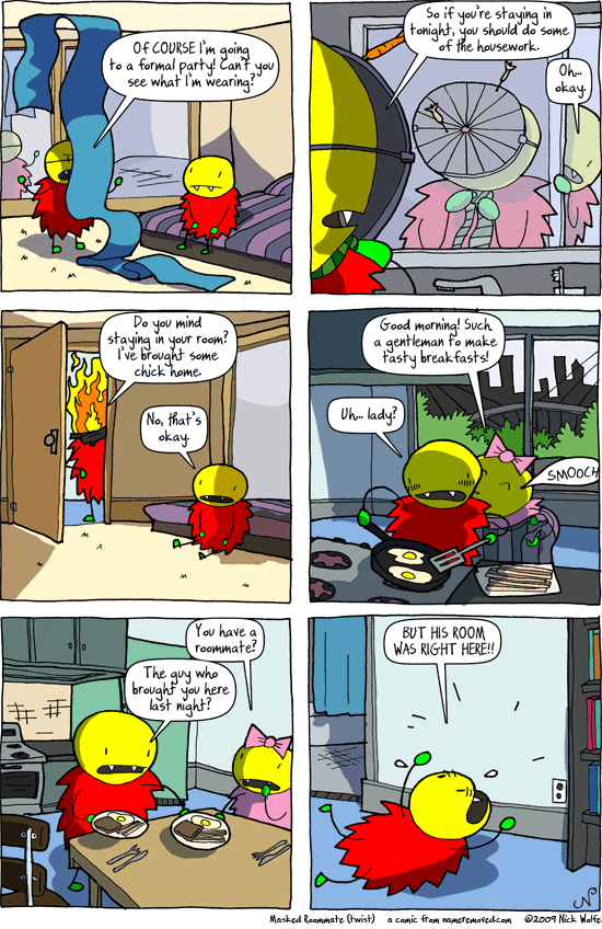Comic for 2009-03-16