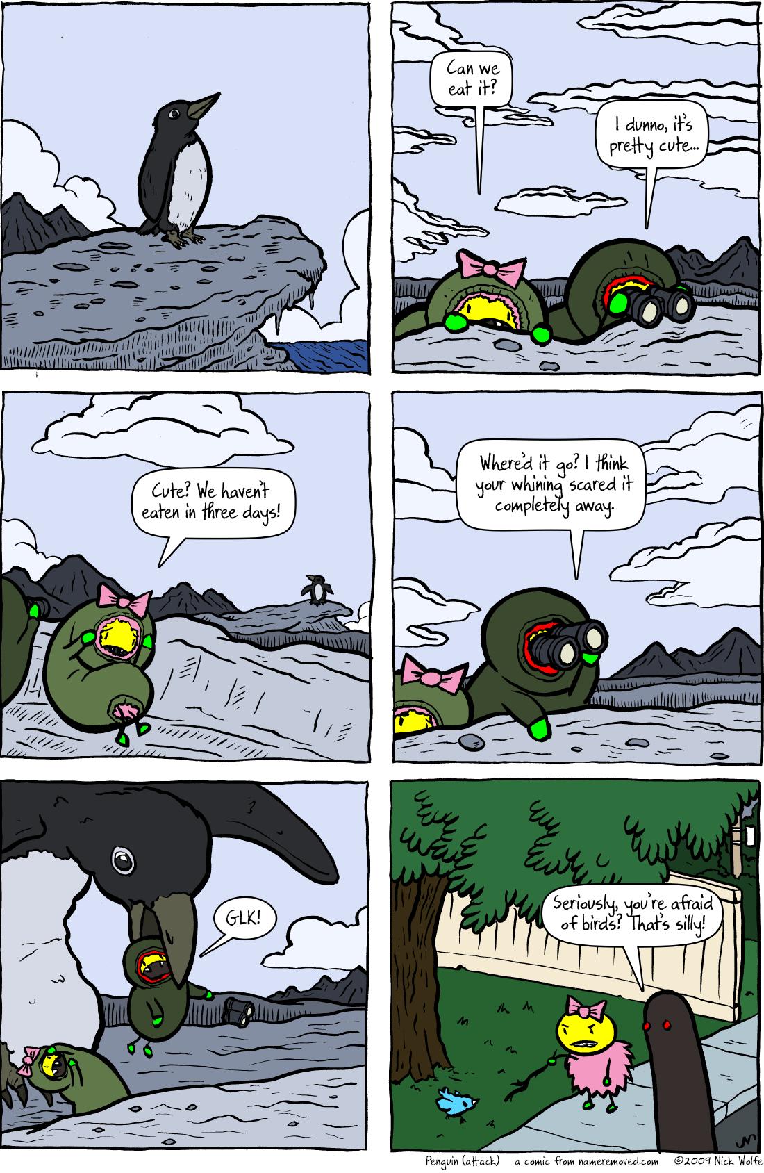 Penguin (attack)