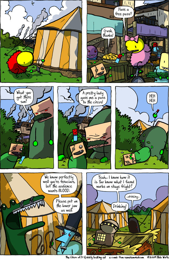 Comic for 2009-05-13