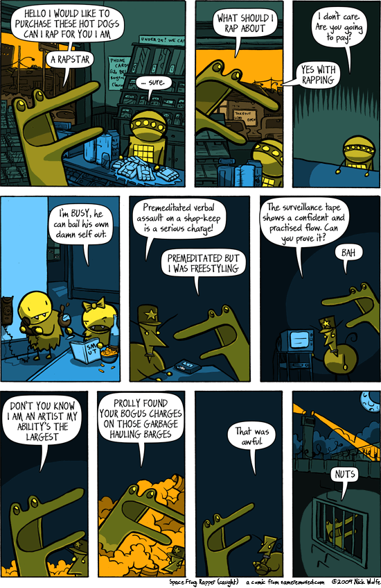 Comic for 2009-06-10