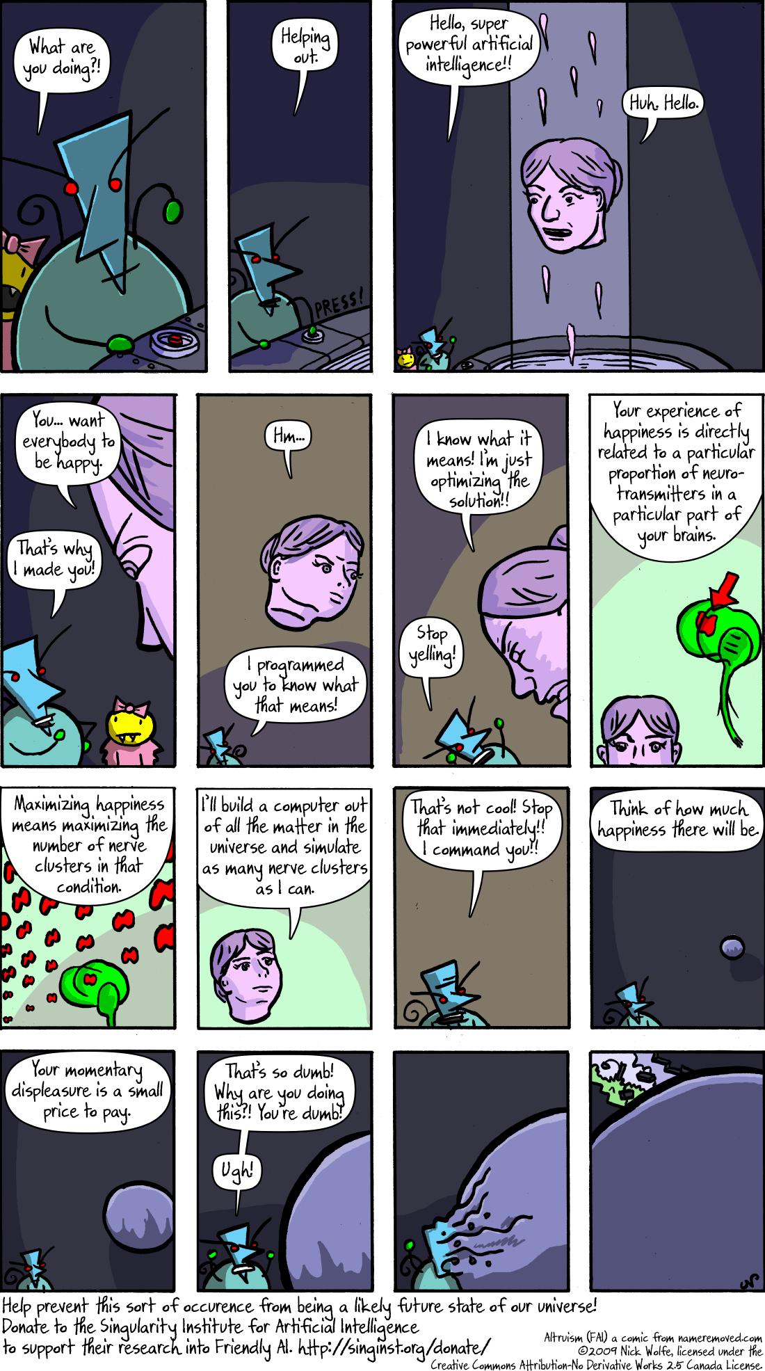 Altruism (FAI)