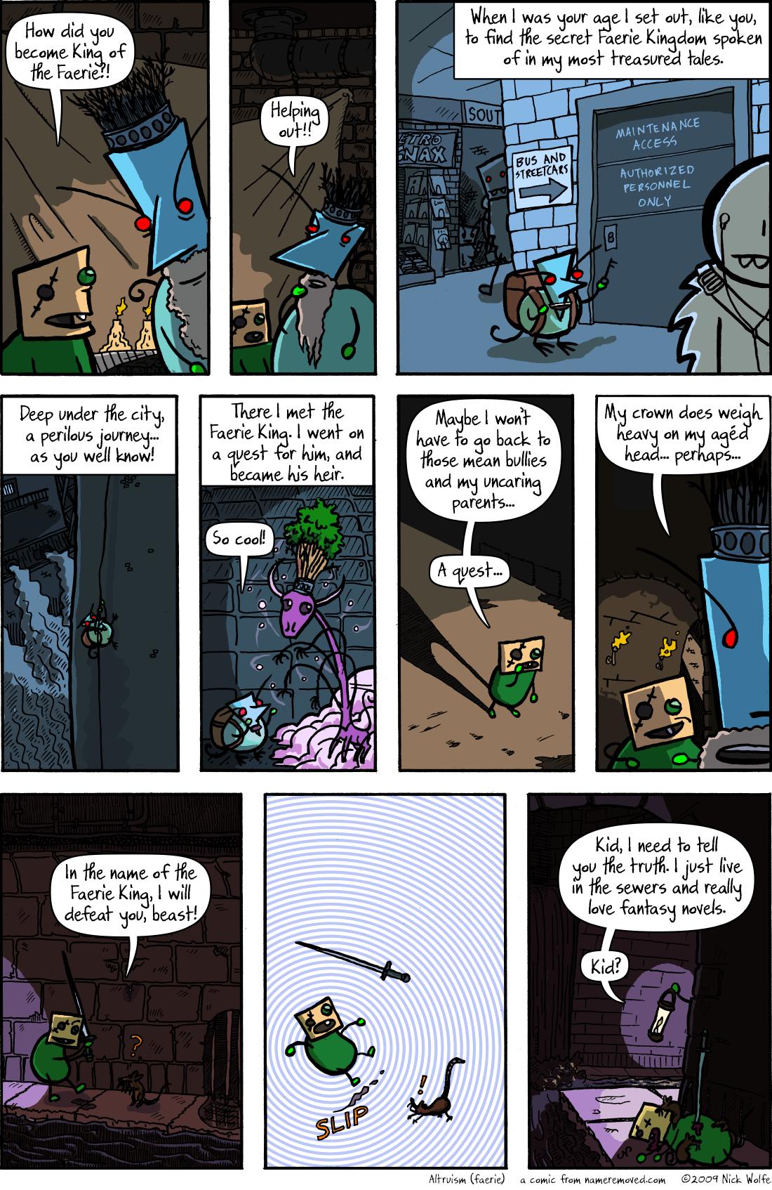 Altruism (faerie)