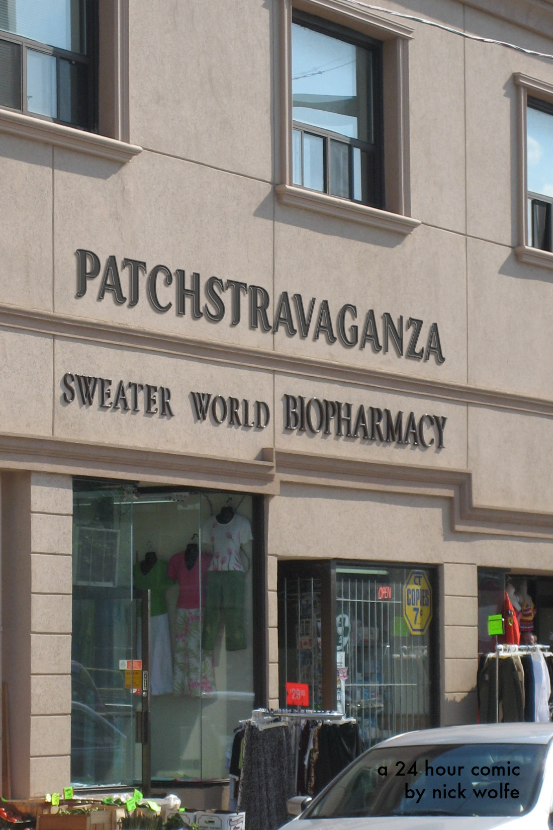 Patchstravaganza
