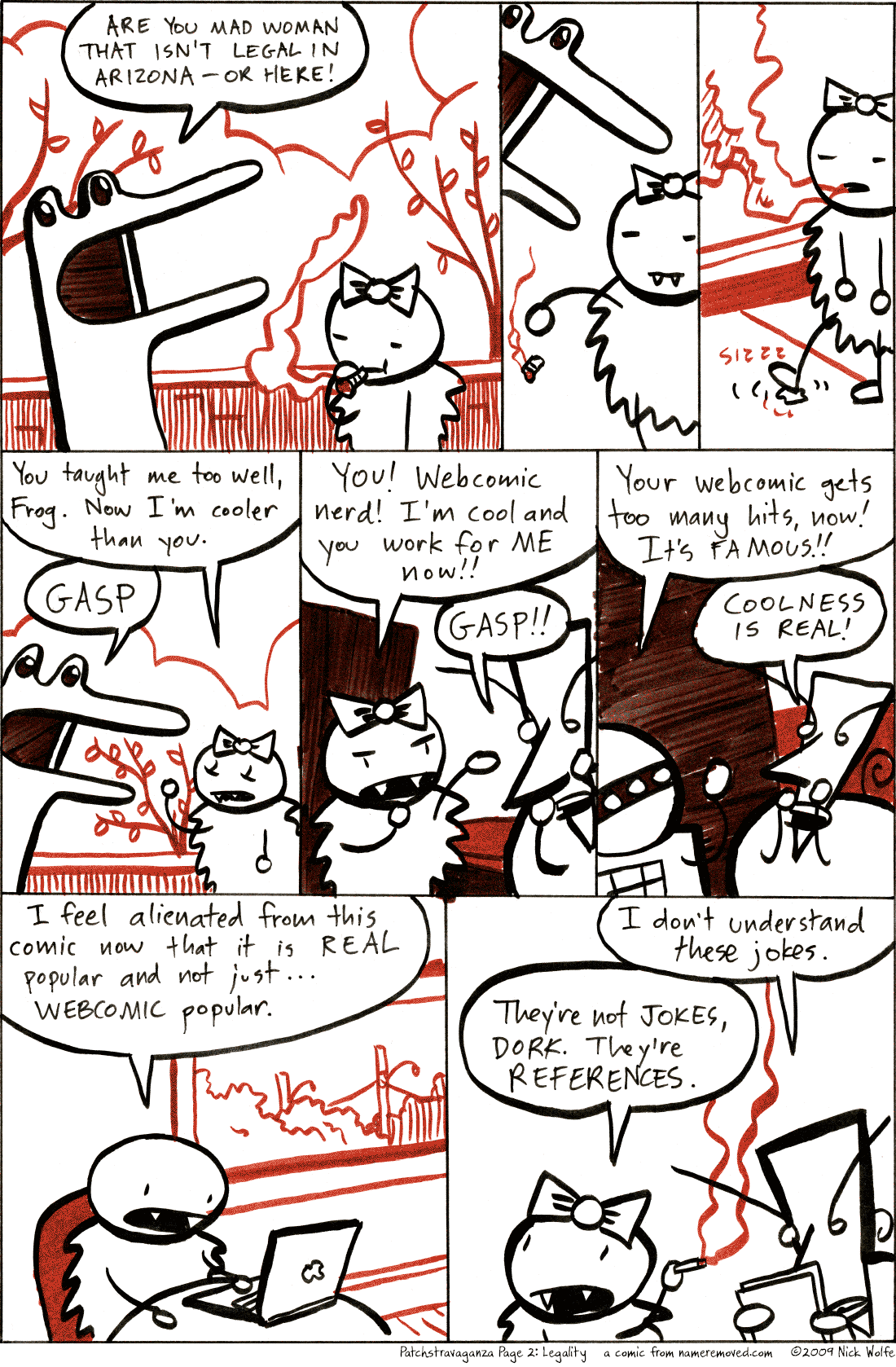 Patchstravaganza Page 2: Legality