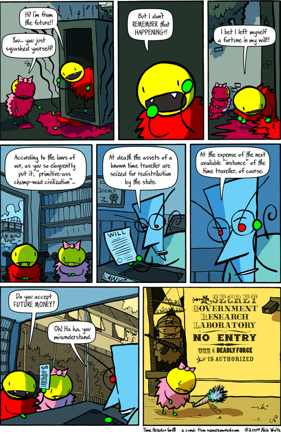 Comic for 2009-10-12