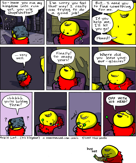 Comic for 2010-07-02