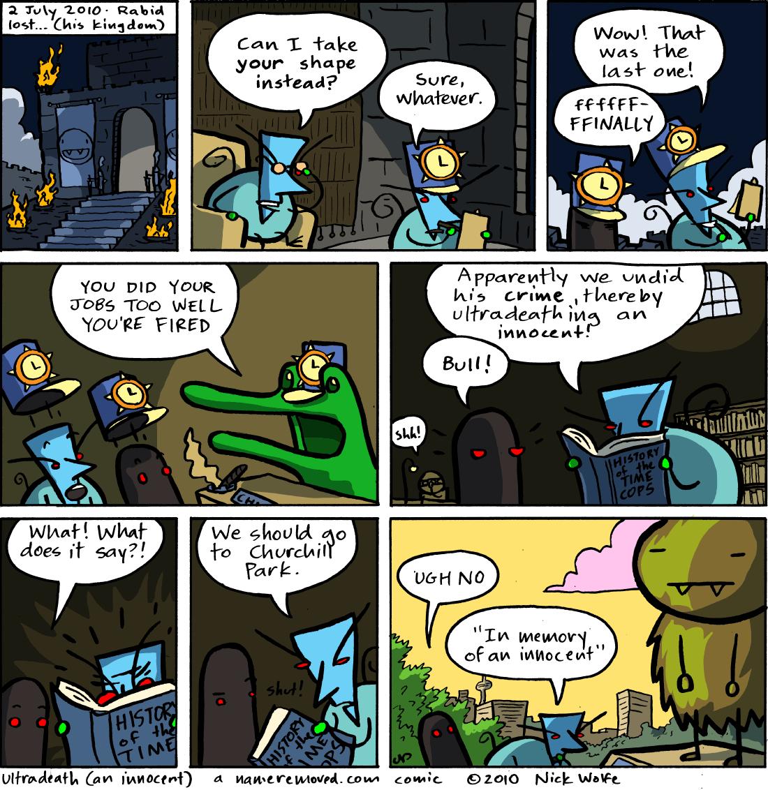 Ultradeath (an innocent)
