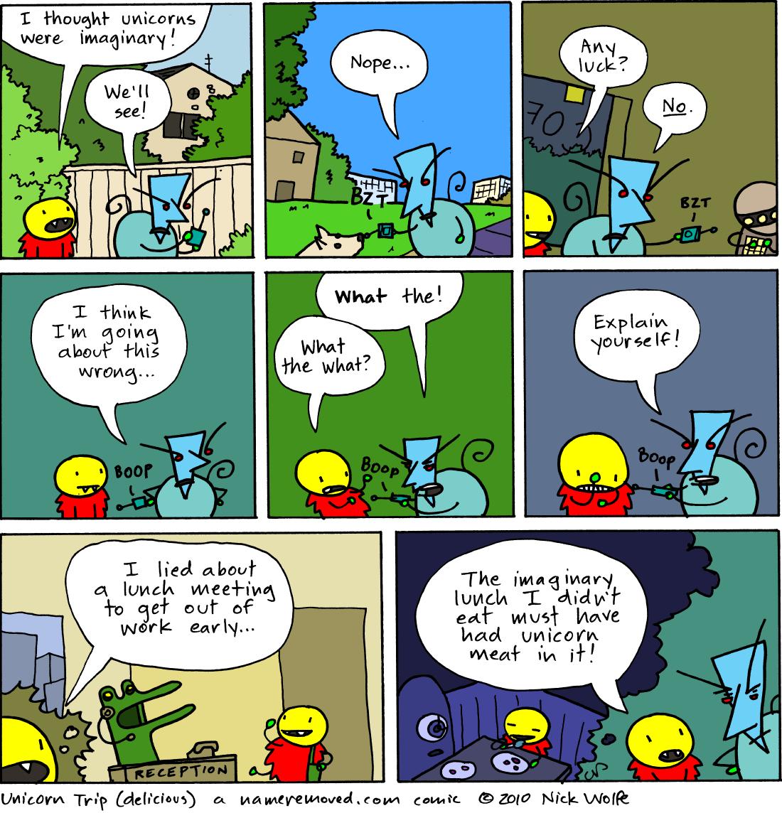 Unicorn Trip (delicious)