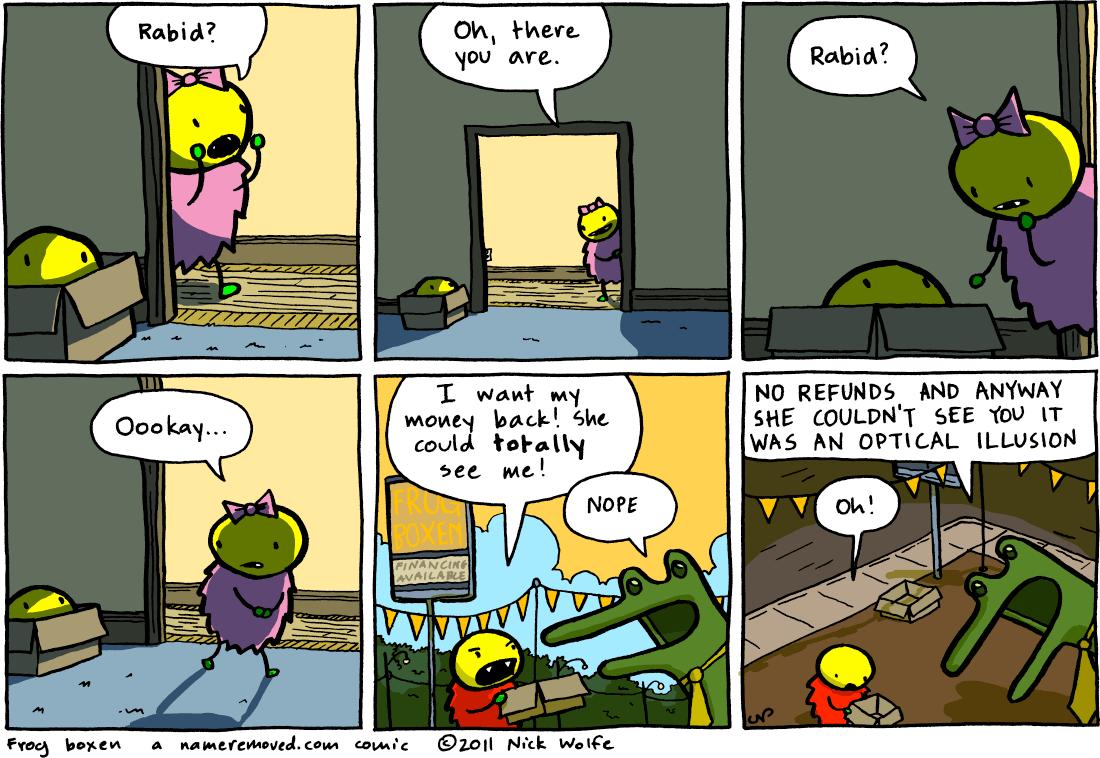 Frog Boxen