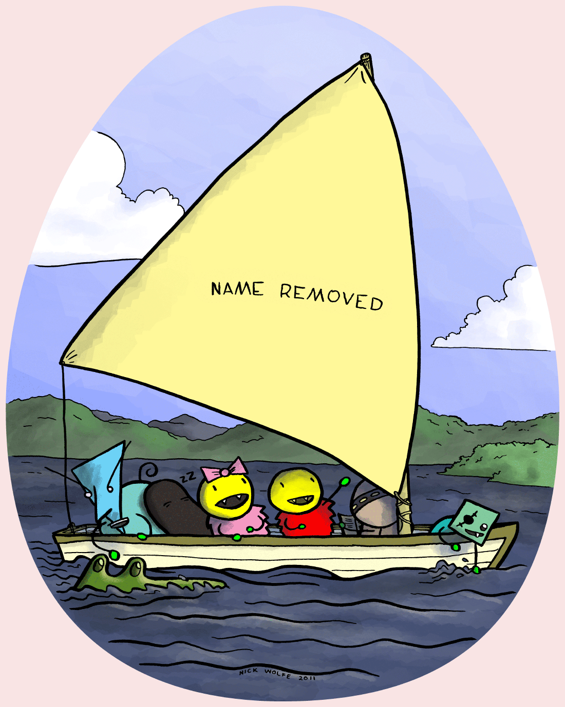 A Boating Vacation
